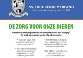 Poster over Dierenwelzijn