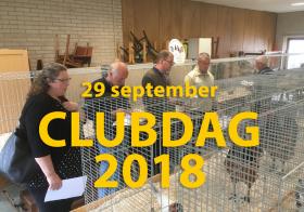 Aanmelden Clubdag