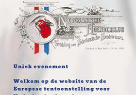 Europashow: 1673 Nederlandse Hoenders